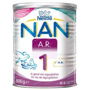 Nestlé NAN A.R. 1 800 g