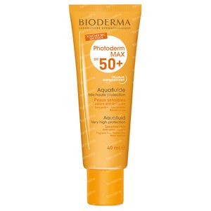 Bioderma Photoderm Max Aquafluide SPF50+ 40 ml