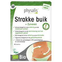 Physalis Flatten Bauch 45  tabletten