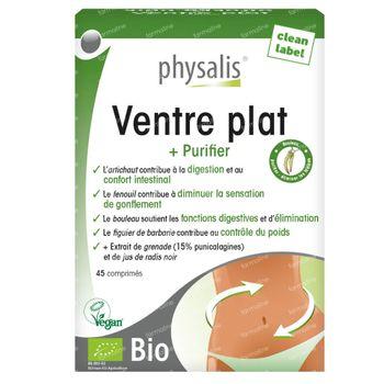 Physalis Ventre Plat 45 comprimés