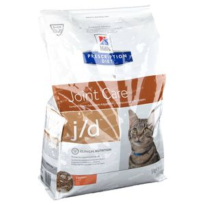 Hill's Prescription Diet Feline J/D Joint Care 5 kg