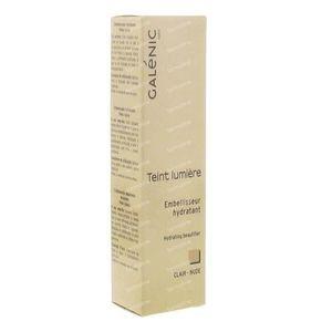 Galenic Embellisseur Hydratant Teintée Peaux Claires 30 ml crème