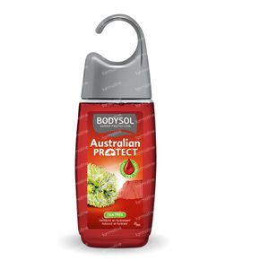 Bodysol Douche Australian Protect Tea Tree 250 ml