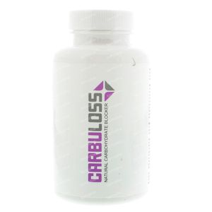 Carbuloss Carbohydrate Blocker 60 St Capsules