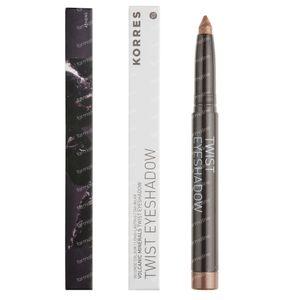Korres KM Black Volcanic Minerals Eyeshadow Twist 29 Golden Bronze 1 pièce