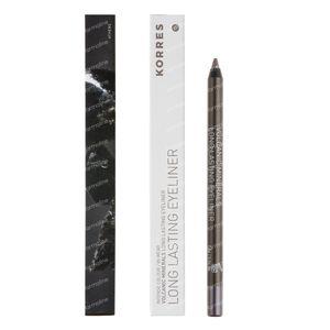 Korres Volcanic Minerals Eyeliner 03 Metallic Brown 1 pièce
