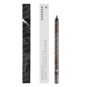Korres Volcanic Minerals Eyeliner 03 Metallic Brown 1 st