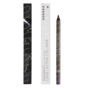 Korres Volcanic Minerals Eyeliner 04 Purple 1 pièce