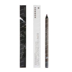 Korres Volcanic Minerals Eyeliner 06 Grey 1 pièce