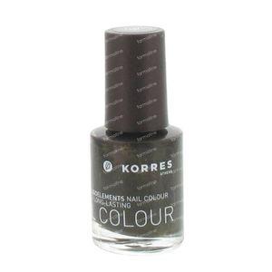 Korres Nail Colour 100 Precious Black 10 ml