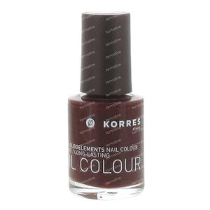 Korres Nagellak Sparkly Red 54 10 ml