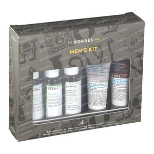 Korres Gift Set Men 1 stuk