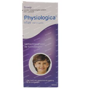 Physiologica Elder Syrup 180 ml