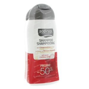 Bodysol Shampoo Oily Hair 2nd 50% 200 ml