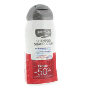 Bodysol Shampoo Anti-Pellicules 2me -50% 200 ml