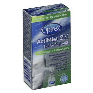 Optrex ActiMist™ 2in1 Tired + Uncomfortable Eye Spray 10 ml spray