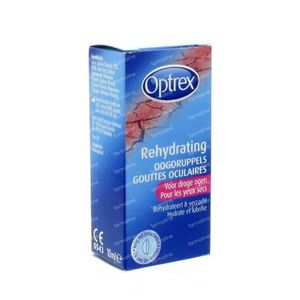 Optrex Rehydrating Eye Drops 10 ml