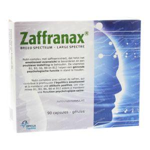 Zaffranax 90 capsules
