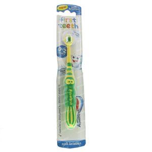 Aquafresh Kids First Teeth Toothbrush 1 item