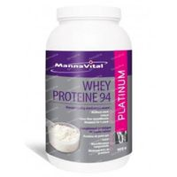 Mannavital Whey Proteine 94 Platinum 900 g