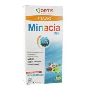 Ortis Minacia Gel 144 g Stick