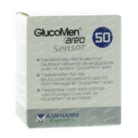 GlucoMen Areo Sensor 46191 50 st