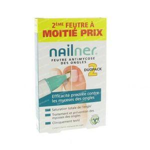 Nailner Duopack Feutre 4 ml