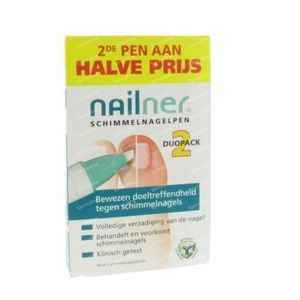 Nailner Duopack Pen 4 ml