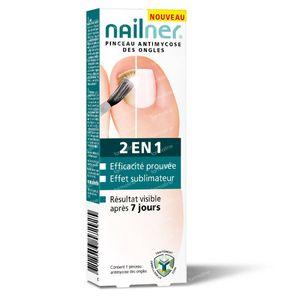 Nailner Brush 2 in 1 5 ml