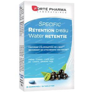 Forté Pharma Specific Waterretentie 28 tabletten