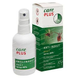 Care Plus Anti-Insect Spray 40% DEET 200 ml