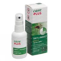 Care Plus Anti-Insect Spray 50 % DEET 60 ml