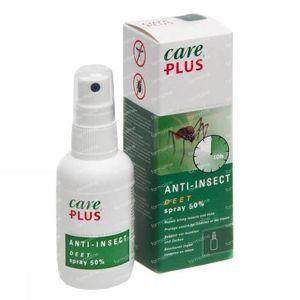 Care Plus Deet Spray 50% 60 ml