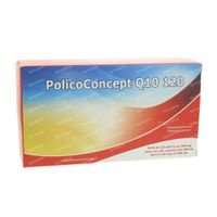Policoconcept q10 120  capsules