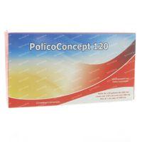 Policoconcept 120  capsules