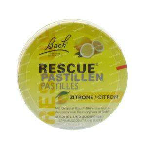 Rescue pastilles citroen 50 g