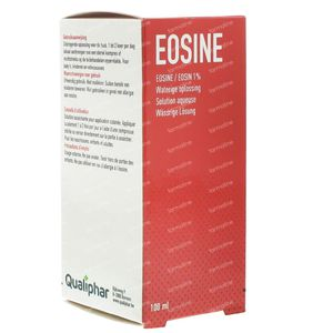 Eosine 1 % Aqueous Solution 100 ml solution