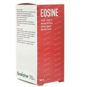 Eosine 1 % Waterige Oplossing 100 ml oplossing