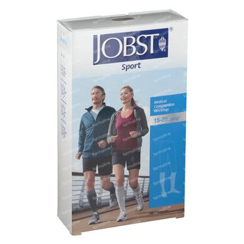 Jobst Sport 15-20 Ad Grey S 1 st