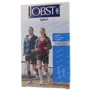 Jobst Sport 15-20 Ad Grey M 1 pièce