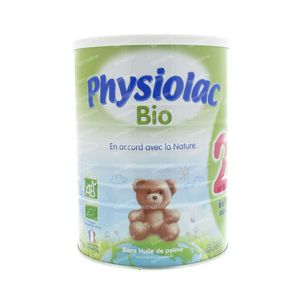 Physiolac Bio 2 900 g poeder