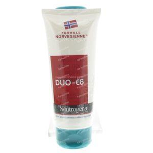 Neutrogena Crème Sèche Et Endommagé Pied Duo 200 ml