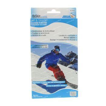 Reskin Ski & Skate Plâtre 10x18cm 2 pièces