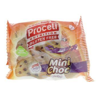 Proceli Mini Chocolat 160g 4 st