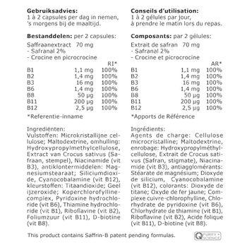 Fytostar Saffratonine 30 capsules