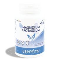 Lepivits Magnesium + Potassium 120  softgels