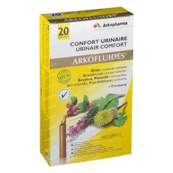 Arkofluid Confort Urinaire 20 unidosis