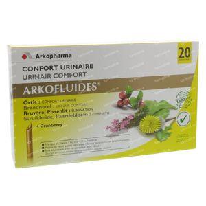 Arkofluid Urinary Comfort 20  unidosis