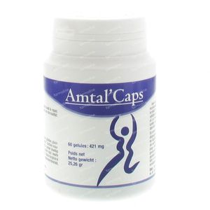 Amtal 60 capsules