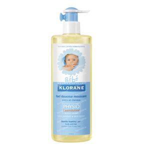 Klorane Baby Gentle Foaming Gel 500 ml